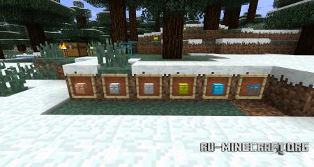 Скачать IronChests 2 для Minecraft 1.6.1