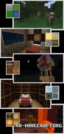 Скачать Soartex fanver для Minecraft 1.6.2