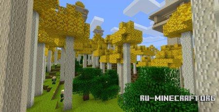 Скачать The Lord of the Rings для Minecraft 1.6.2