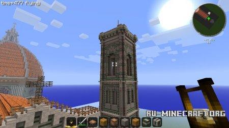 Скачать Retro Sun Direction для Minecraft 1.6.2
