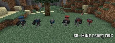 Скачать TF2 Sentry для Minecraft 1.6.2