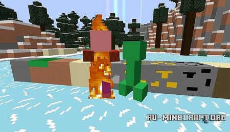 Скачать MSPaintCraft для Minecraft 1.6.2