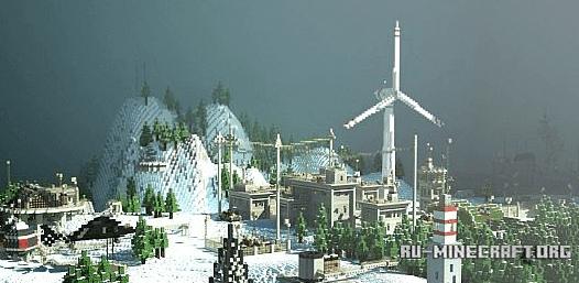 Скачать Карту Area 52 Для Minecraft - фото 4