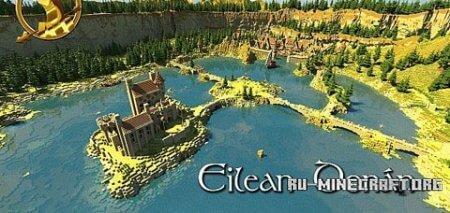 Скачать карту Eilean Donan  для Minecraft