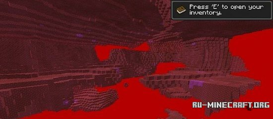 Скачать Improved Nether Mod для minecraft