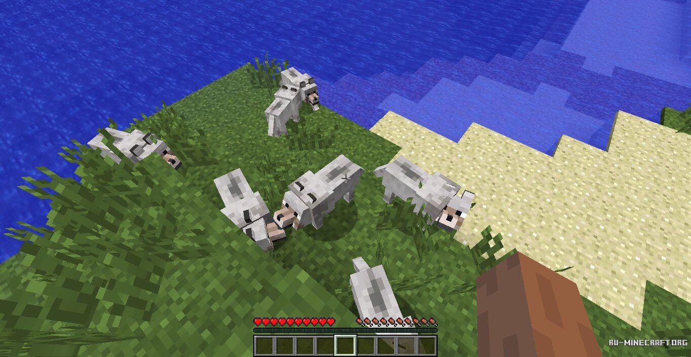 Игра Minecraft (майнкрафт) [v1.8.9] скачать торрент