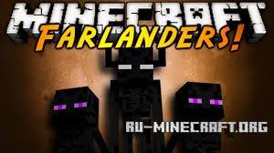 Скачать The Farlanders Mod для Minecraft 1.6.2