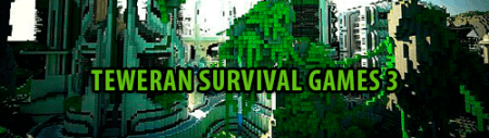 ������� ����� Teweran Survival Games 3 ��� Minecraft