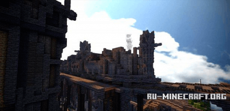 ������� ����� The Eternal Fortress of Nar Map ��� Minecraft