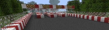 Скачать карту Bacon Race для Minecraft