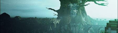 Скачать карту Forgotten Legend для Minecraft