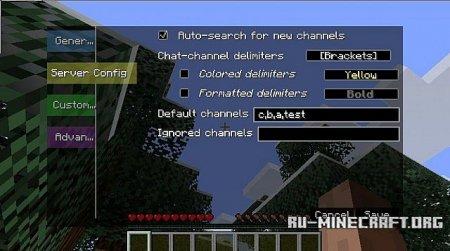 Скачать TabbyChat для Minecraft 1.5.1