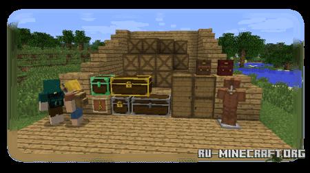 Скачать BetterStorage для Minecraft 1.5.1