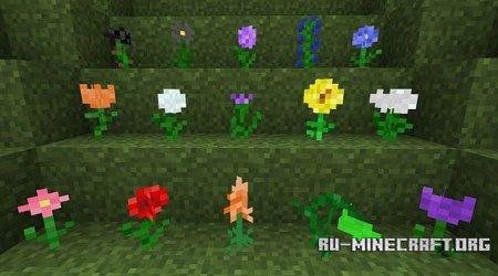 Скачать Flowercraft для Minecraft 1.5.1