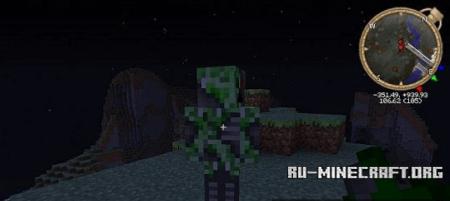 Скачать Cyborg Mod для Minecraft 1.5.1