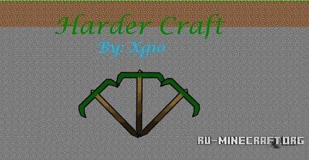 Скачать Harder Craft для Minecraft 1.5.1