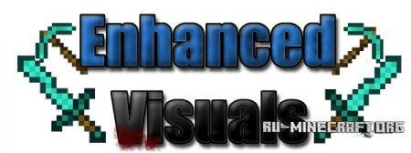 Скачать EnhancedVisuals для Minecraft 1.5.1