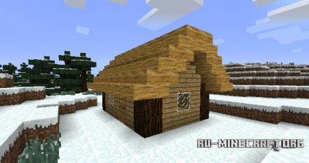Скачать Roxa Straw Mod для Minecraft 1.5.1