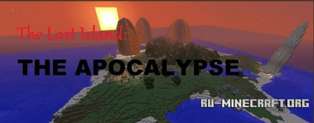 ������� The Lost Island: The Apocalypse Adventure Map ��� minecraft
