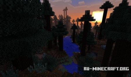Биом Мегатайга в Minecraft