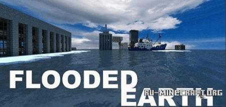 Скачать Flooded Earth Survival