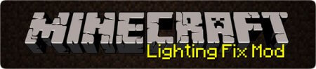Скачать Lighting Fix Mod для Minecraft 1.6.2