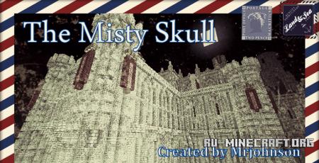 Скачать карту The Misty Skull для Minecraft