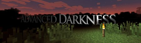 Скачать Advanced Darkness для Minecraft 1.6.2