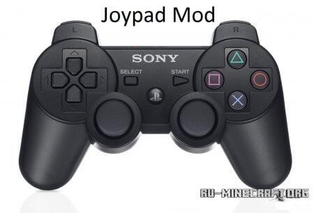Скачать Joypad для Minecraft 1.7.2