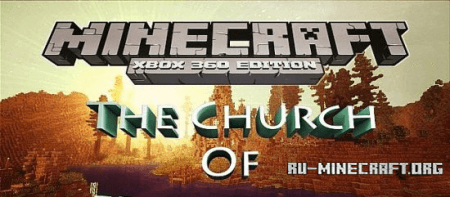 ������� Minecraft Xbox The Church Of Morlandia Timelapse ��� minecraft