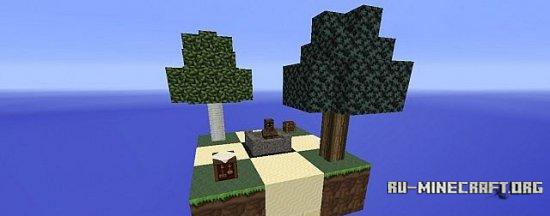 Скачать vertical boff s skyblock для minecraft