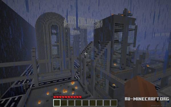 Скачать карту для warcraft 3 frozen throne люди против зомби - 8