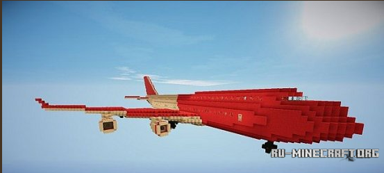 Скачать Карту Для Майнкрафт Самолет - фото 7