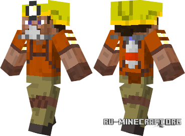 Скачать Safety Miner для minecraft