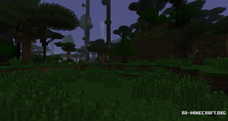 Скачать мод на сумеречный лес для майнкрафт 1.9.4