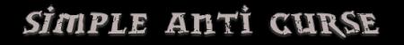 Скачать SimpleAntiCurse v1.2 для minecraft 1.6.2
