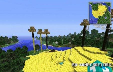 Скачать bigawesomemod для Minecraft 1.6.2