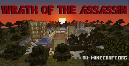 Скачать Wrath Of The Assassin для Minecraft