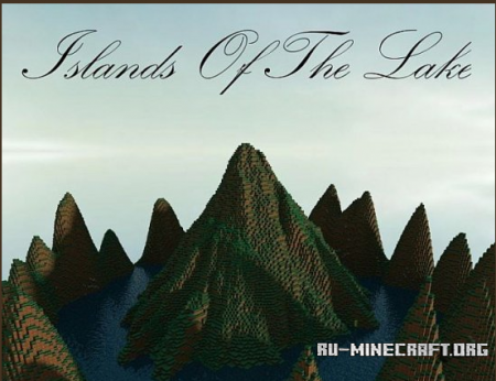 ������� Islands Of The Lake ��� minecraft