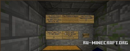 ������� Survive the end ��� minecraft