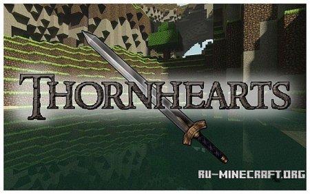 Скачать Thornhearts Resource Pack для Minecraft 1.6.4