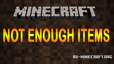 ������� Not Enough Items ��� Minecraft 1.6.4