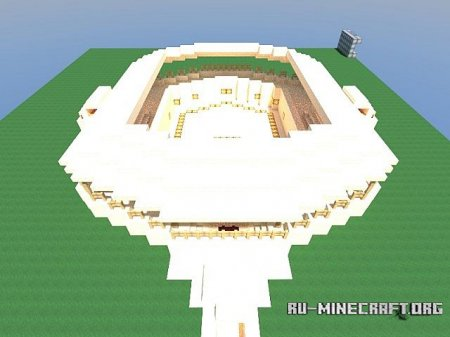Скачать The Monstrum Arena для minecraft