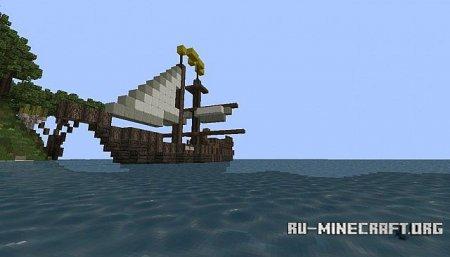 Скачать Island of Kori для minecraft