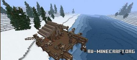 Скачать Medieval Kingdom Build Project для minecraft