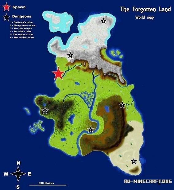 Скачать карту для minecraft 1.7.2 загадочная башня - 6