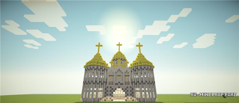 Карту украины на майнкрафт