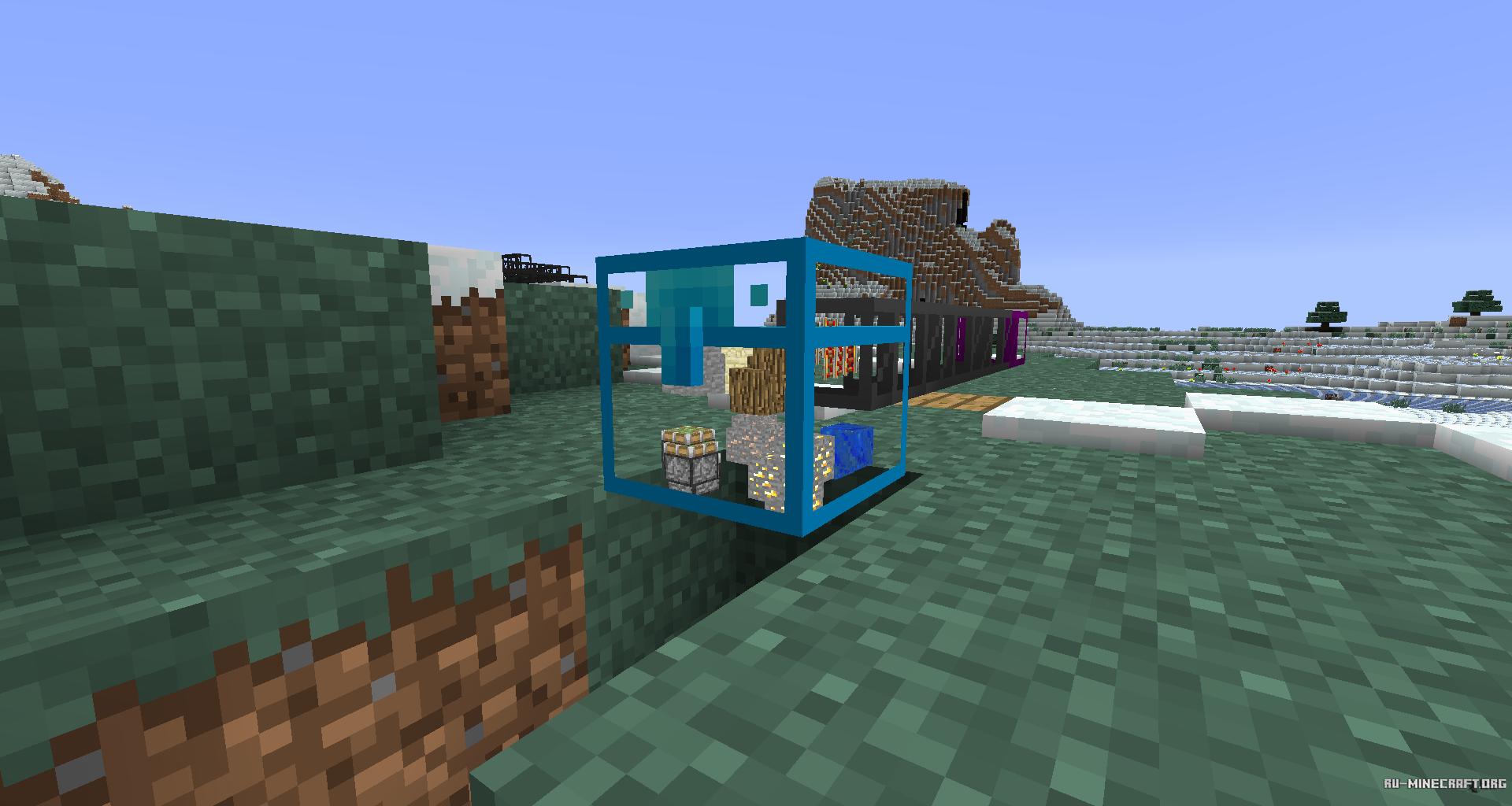 Скачать iron chests для minecraft 1 6 4