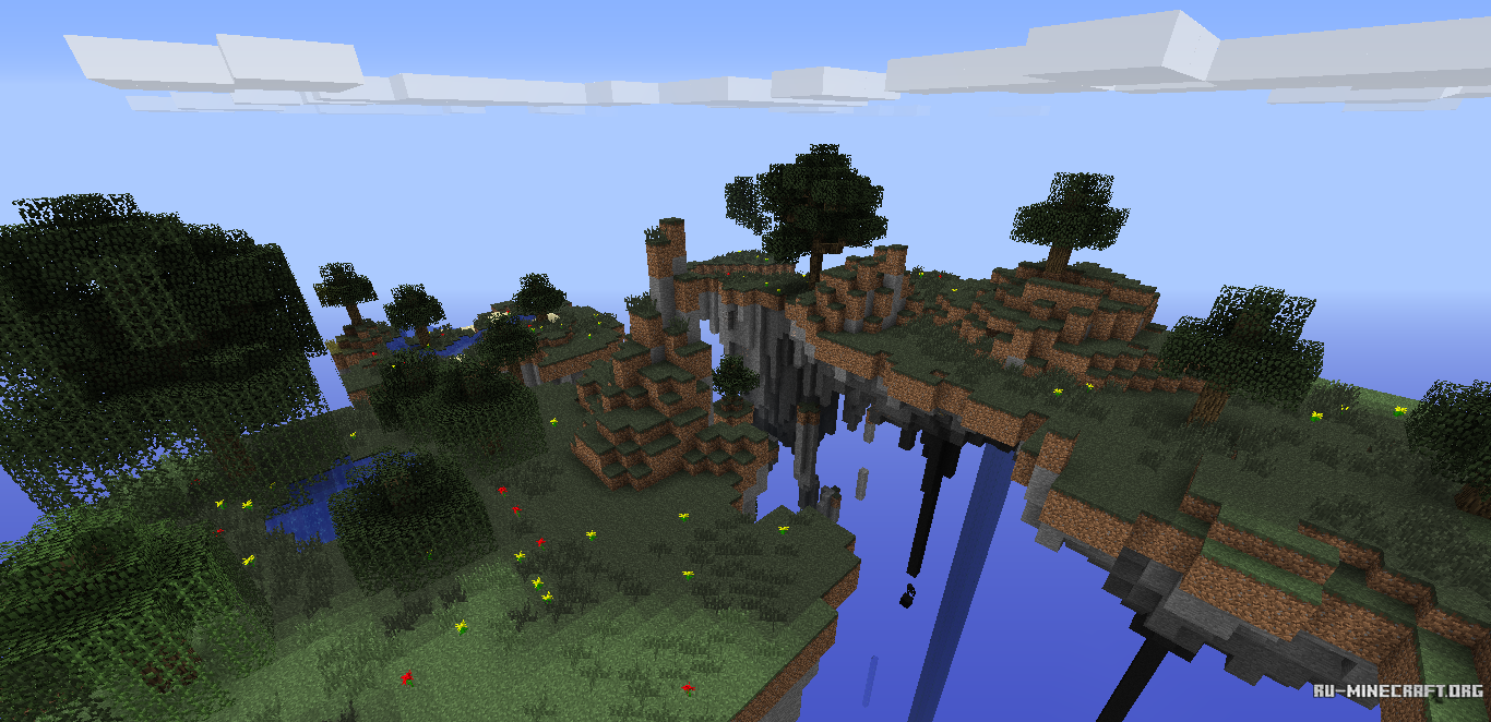 Карты на выживание для Minecraft PE » Все для Minecraft ...