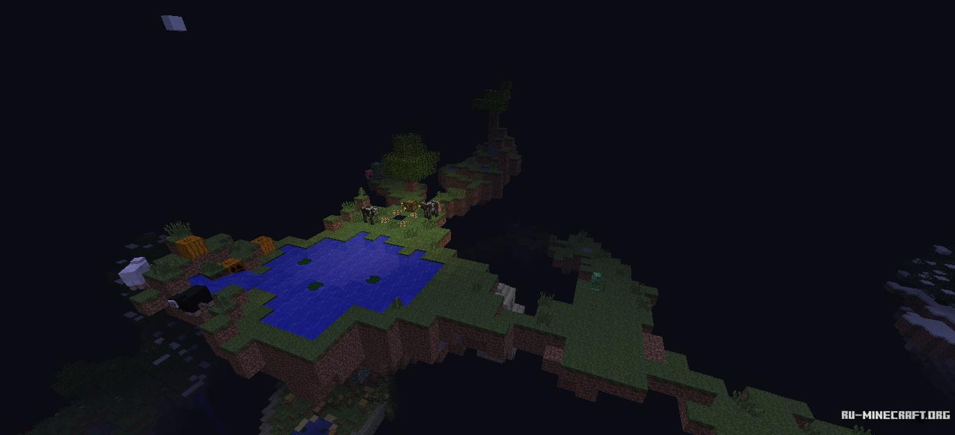 карта на прохождение для minecraft 1 8 3